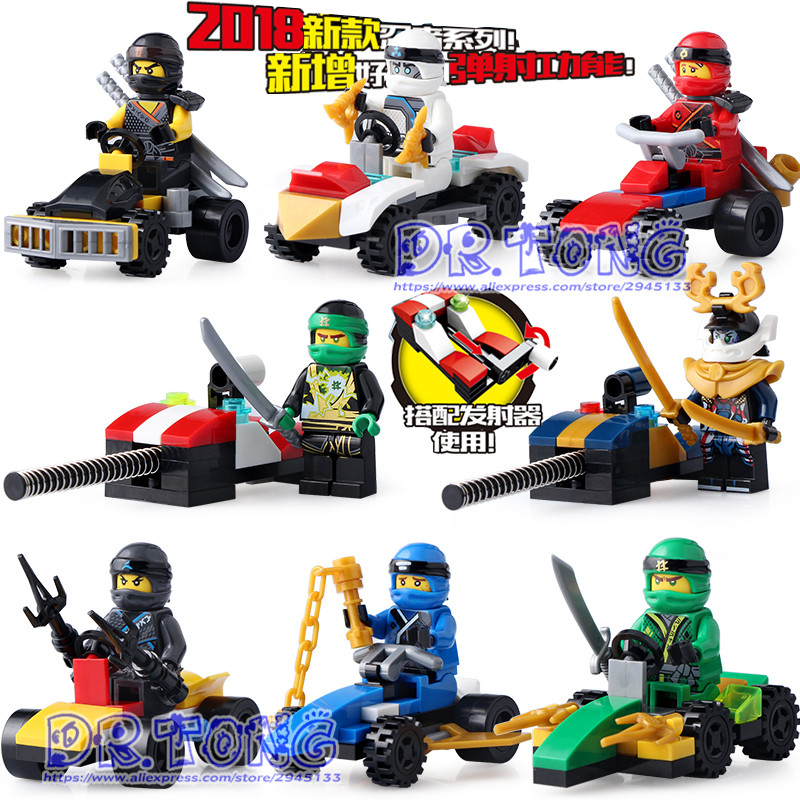 DR.TONG 80PCS/LOT DLP9069 NINJA Action Figure Cole Kai Jay Lloyd Nya Skylor Zane Pythor Chen Building Blocks Figures Ninja Toys [yamala] 15pcs lot compatible legoinglys ninjagoingly cole kai jay lloyd nya skylor zane pythor chen building blocks ninja toys