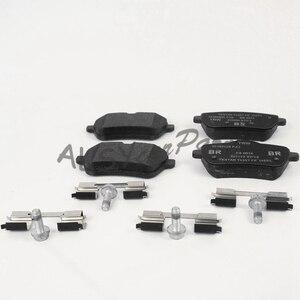 Image 3 - YIMIAOMO Kit de pastillas de freno trasero para Mercedes Benz, Kit de pastillas de freno trasero para Mercedes Benz W222 V222 Maybach S550 S550E C217 008 420 08 20 A 008 420 08 20, 4 Uds.