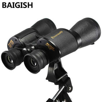 BAIGISH 20X50 Binoculars Telescope High Definition Portable Glimmering Night Vision Hunting Embroider Monoculars Field-glasses - DISCOUNT ITEM  48% OFF Sports & Entertainment