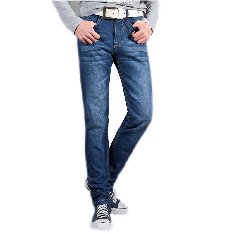 2015 New Hot sale fashion luxury high quality men's brand jeans trousers classic casual scratch denim jeans plus Size:28~46 2015 new hot sale fashion luxury high quality men s brand jeans trousers classic casual scratch denim jeans plus size 28 46