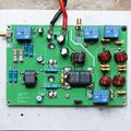 DIY KITS 100W Dual band linear power amplifier for transceiver HF radio filter