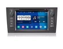 S160 Quad Core Android 4.4.4 audio del coche PARA AUDI A6 1997-2004 coches reproductor de dvd del coche dispositivo multimedia estéreo del coche