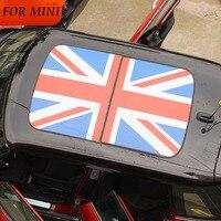 Semitransparent Sunroof Roof Sticker For MINI Cooper JCW R55 R56 R57 R58 R59 R60 R61 F54 F55 F56 F57 F60 Countryman Clubman