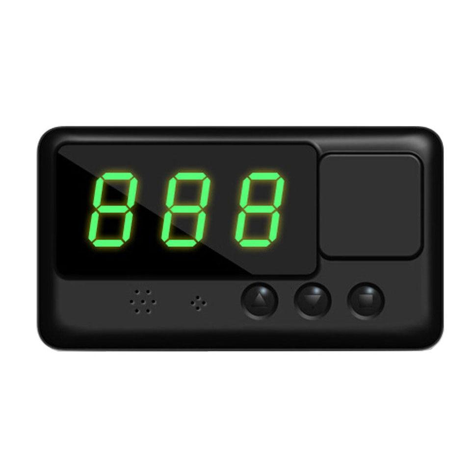 C60 Auto Car HUD font b GPS b font Head Up Display KM h MPH Overspeed