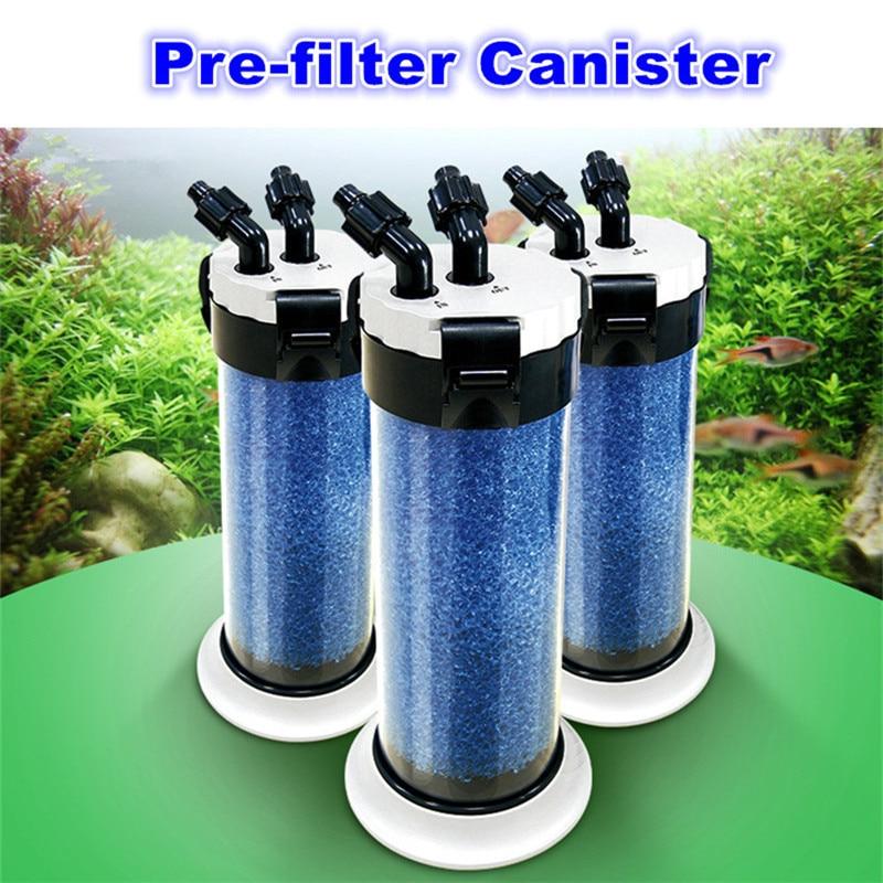 ATMAN Pre Filter For Aquarium Fish Tank External Filter Barrel QZ-30 Turtle Jar External Barrel Filter Pump Or Water Pump