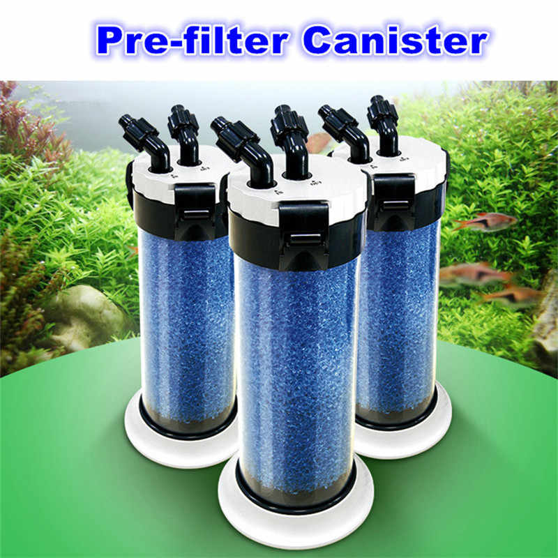 Atman Pre Filter untuk Aquarium Ikan Tangki Filter Eksternal Barel QZ-30 Turtle Jar Eksternal Barel Filter Pump atau Pompa Air