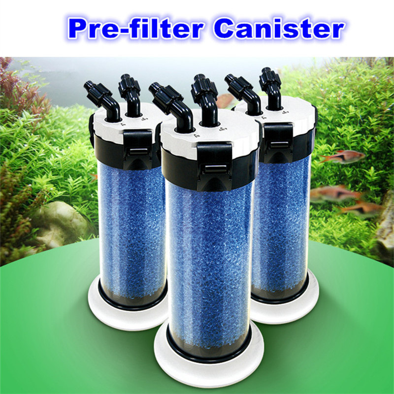 ATMAN Pre Filter For Aquarium Fish Tank External Filter Barrel QZ-30 Turtle Jar External Barrel Filter Pump Or Water Pump