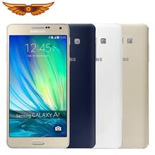 Разблокированный samsung A7 A7000 Восьмиядерный 5,5 дюймов 2 Гб ОЗУ+ 16 Гб ОЗУ 13,0 МП камера 1080P Две sim-карты wifi смартфон