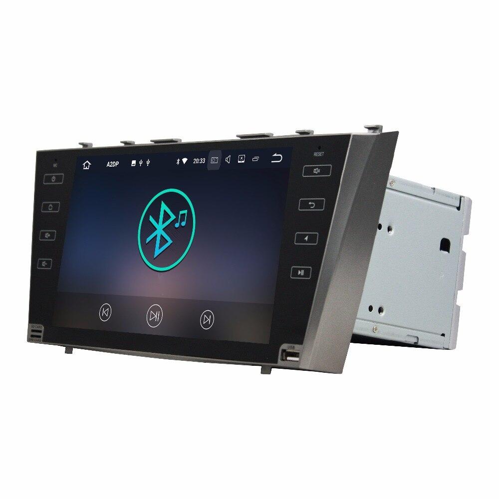 2 ГБ Оперативная память 4 ядра 9 Android 7,1 dvd-плеер автомобиля для Toyota Camry 2007-2011 с автомобилем РАДИО gps WI-FI Bluetooth 16 ГБ Встроенная память USB DVR