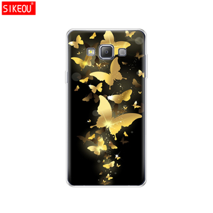 Image 4 - Phone Case For Samsung Galaxy A3 2015 A300 A300F Cover Case Soft TPU Silicone Back Cover for Samsung A3 2015 A300 Case Covers