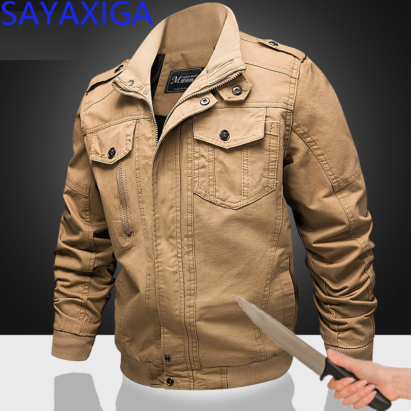 Jackets New Design Self Defense Cut Resistant Anti Stab Clothing Anti Sharp Police Casual Defense Jacket Coat Hooded Outwear Stealth Top