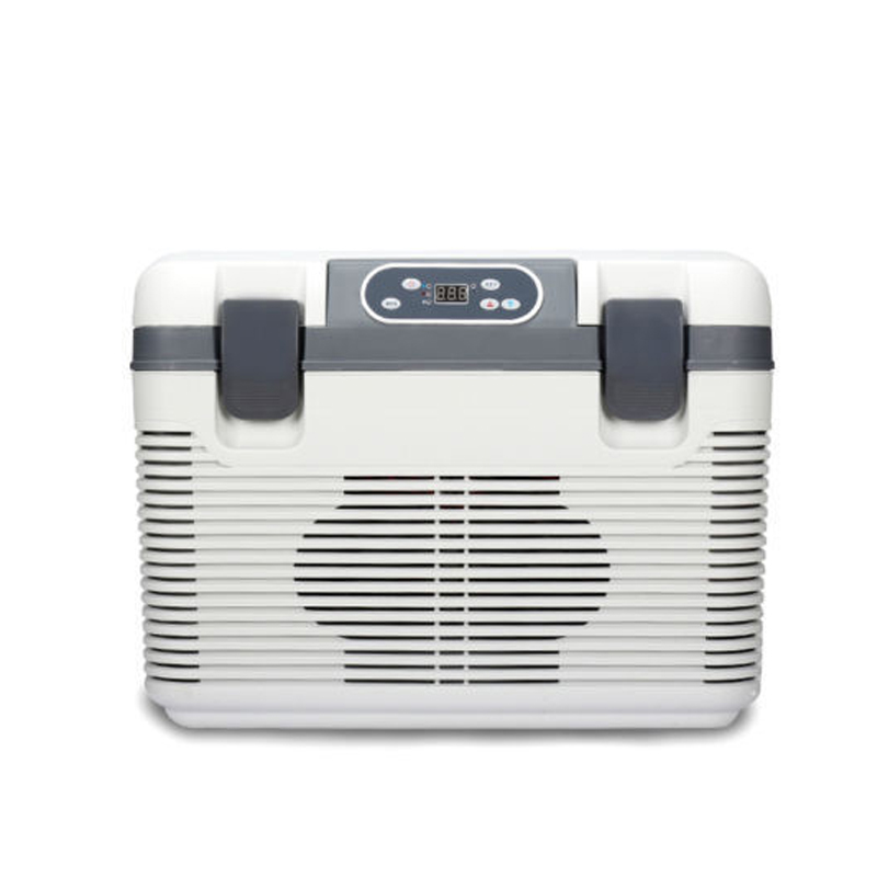 DC12//24V Portable 19L Refrigerator Cooler Warmer For Car Mini Car Fridges 220V