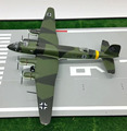 ATLAS 1:144 World War II Condor Fw200 reconnaissance aircraft Collection alloy simulation model