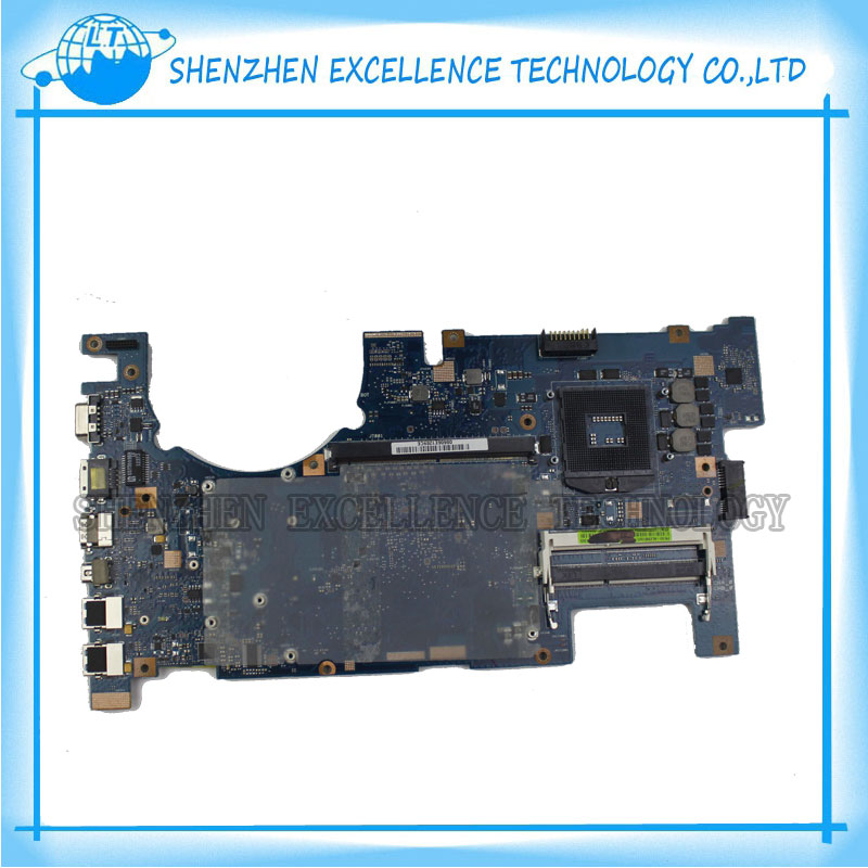 For ASUS G75VX Laptop Motherboard support I7 CPU high quality 2D connector G75VX Mainboard fully Tested & working perfect v6j for asus vx1 laptop motherboard mainboard fully tested 100