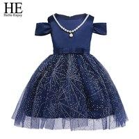 幼児ガールドレス女の子パーティードレス子供ドレス子供のため2018フラッシュダイヤモンドメッシュ王女ティーン衣装3-10