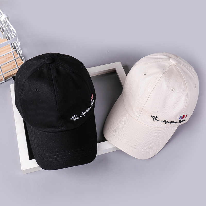 יוניסקס יוקרה מותג מכתבי רקמת בייסבול כובע נשים רגיל כותנה בייסבול Caps אבא עצם Snapback Slipknot כובע