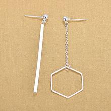 Bijoux Оптовая Продажа 925 стерлингового серебра неправильной