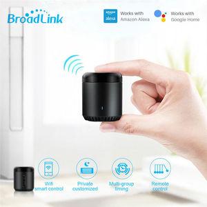 Image 2 - Broadlink RM4C Mini Bestcon IR+4G+WiFi Remote Voice Control Compatible Alexa Google Home rm mini3 4G WiFi IR Fastcon Controller