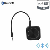 Zoweetek ZW 420 2 in 1 Bluetooth 4.1 Transmitter & Receiver for Tablet PC Laptop TV Mobile Smart Phone Speaker MP3 A2DPV1.2 APTX