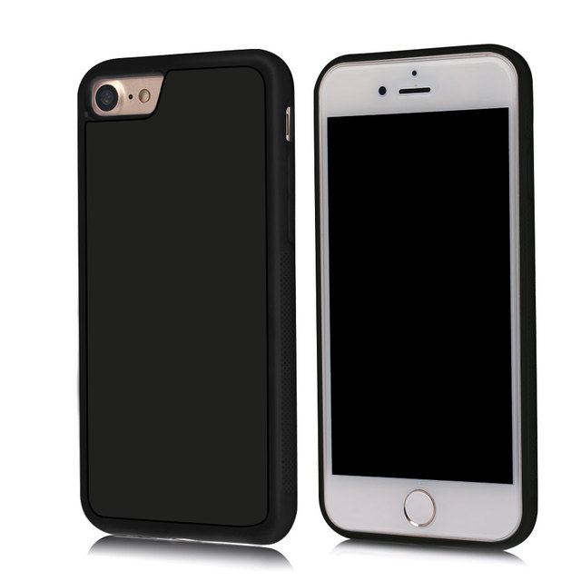 half off a3e79 4178d US $4.73 |Anti Gravity Case for iPhone 7 Plus / 7 / 6s Plus / 6 Plus / 6s /  6 / 5s / 5 Selfie Magic Cover Strong Sticky Phone Cases-in Half-wrapped ...