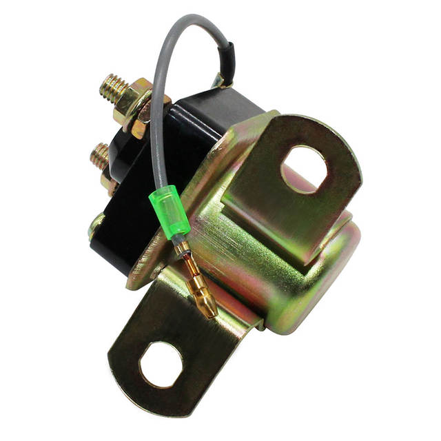Motorcycle Starter Relay Solenoid Electrical Switch for POLARIS XPLORER 400  4x4 1996-2002/XPLORER 300 4x4 1995-2000ATV