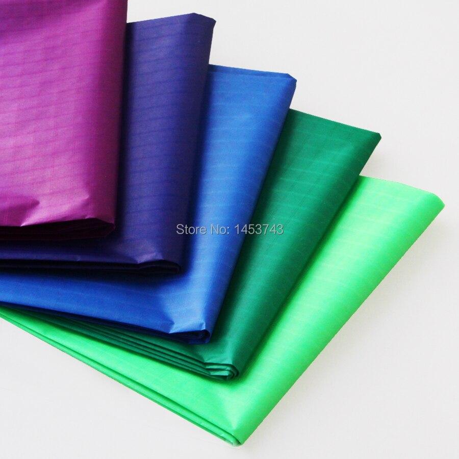 Material de la tela de nylon ripstop PVC Impermeable-Animales Alfabeto