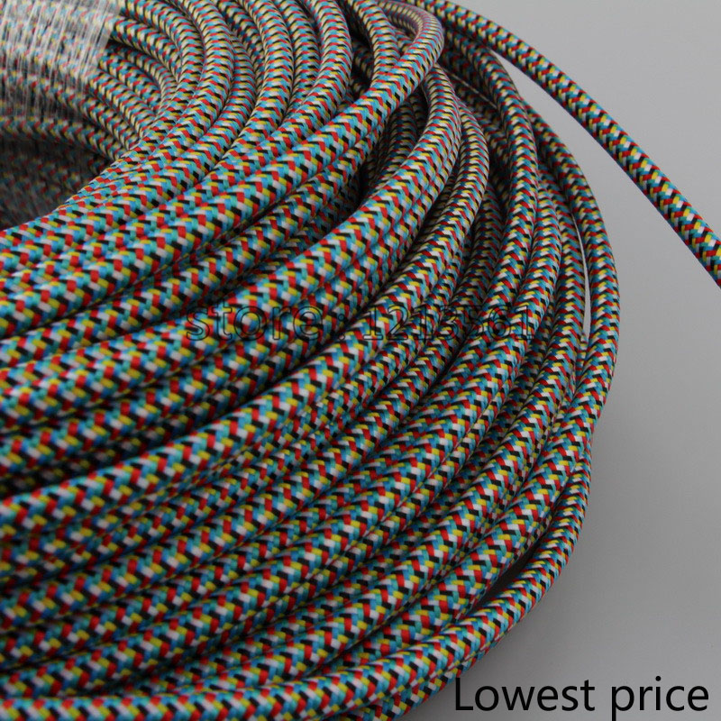 Cloth Covered Wire Basic Electrical Wiring Household Wires