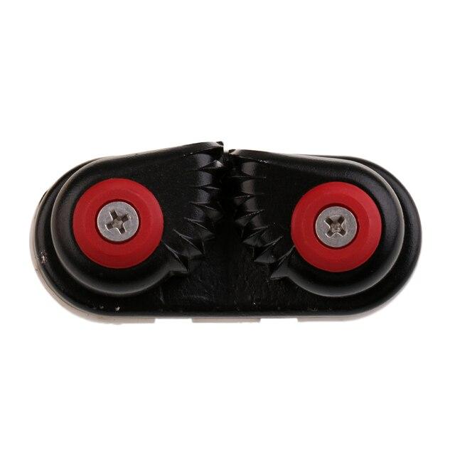 1 Pcs 조정 보트 캠 클리트 카누 카약 캠 클리트 카약 액세서리 세일링 풍선 보트 ABS 플라스틱 캠 클리트