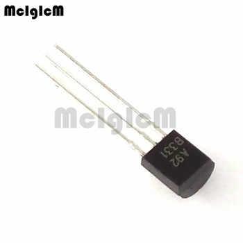 MCIGICM 5000pcs mpsa92 A92 in-line triode  transistor TO-92 0.5A 300V pnp Original new - DISCOUNT ITEM  0% OFF All Category