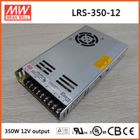 wholesale Mean Well LRS-350-12 single output 350W 12V 29A Meanwell switching power supply