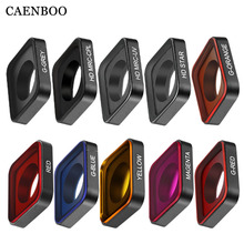 CAENBOO Camera Filtri hero 5 hero 6 Impermeabile Filtro UV CPL ND Filtri di Colore Set Per GoPro hero 5 6 macchina fotografica Esterna Accessori