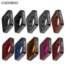 CAENBOO filtry kamery Hero5 Hero6 wodoodporny filtr UV CPL ND filtry kolorów zestaw dla GoPro Hero 5 6 akcesoria zewnętrzne kamery