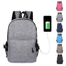 Подростковая дорожная сумка для ноутбука с защитой от кражи, рюкзак с зарядкой через usb, школьный рюкзак для мужчин Mochila Masculina, мужские сумки, школьный рюкзак