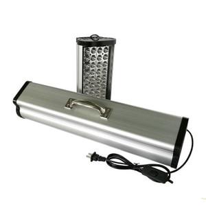 Image 1 - 400W 800W 1200W LED portable UV colloid curing lamp Print head inkjet photo printer curing 365nm 395nm 405nm cob UV led lamp