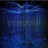 FY750-006 Luce In Fibra Ottica Cavi 30 pz 3 m Lato A Luce Tenda In Fibra Ottica Cavo Di Natale Decorazioni per la Casa