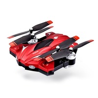 S13 4 Channel 6 Axes Long Endurance Remote Control Quadcopter Drone UAV Positioning System Fight Aircraft