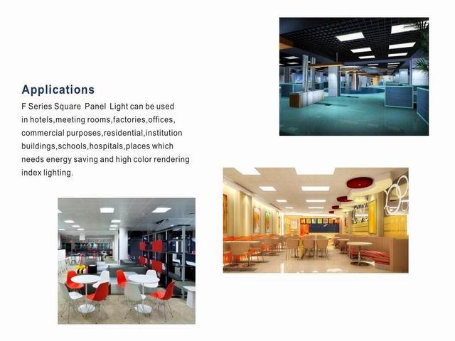 panel ceiling lights