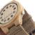 A04 bobo bird design da marca top 12 furos preto vermelho ponteiro de quartzo relógios com tiras de couro branco real de madeira de bambu