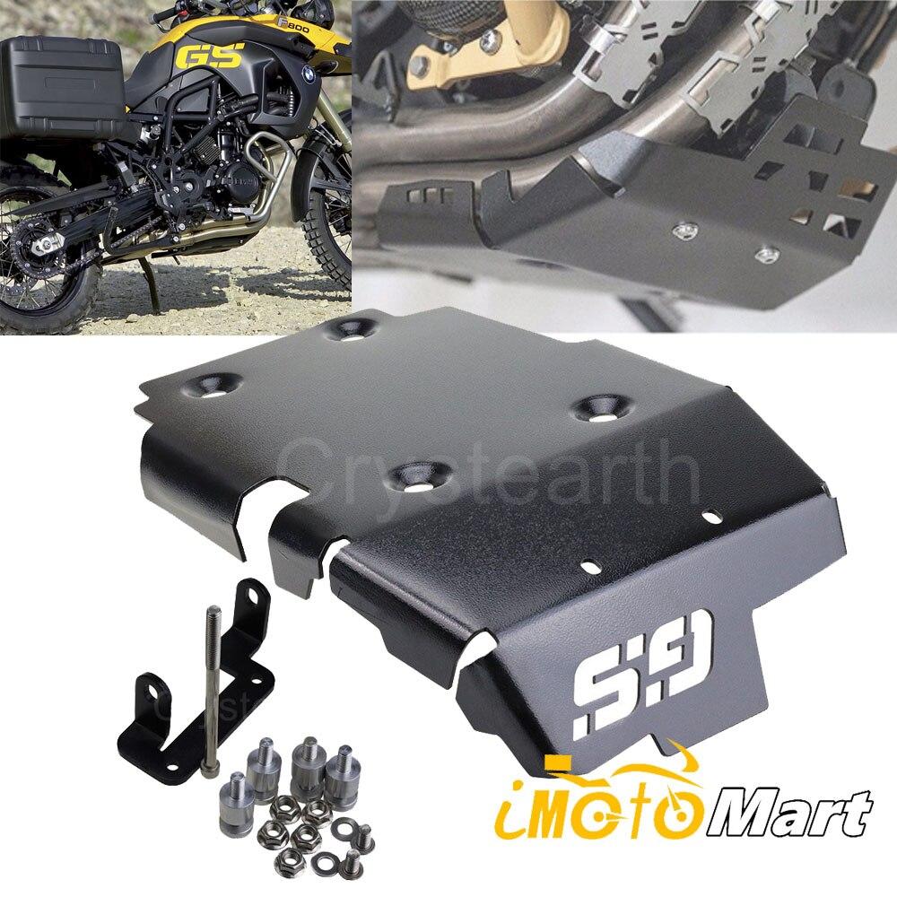 Plaque de Base de garde-boue de protection de moteur de moto pour BMW F650GS 08-13/F700GS 2013-2016/F800GS 2008-2016 F650 F700 F800 GS