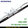 "Rear wiper blade for Hyundai Tucson (2004-2009) 12"" RB560"