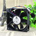 Free Delivery. The original 8025 12 v 0.5 A PWM speed regulating fan QUR0812SH 8 cm/cm high speed