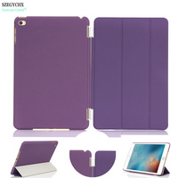 Smart Cover Case For Apple IPad Mini 4 IPad Air 2 Ultra Slim Magnetic Smart Flip