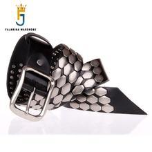 High Quality 3.8cm Unique Designer Fashion Unisex Retro Belt Scaly Hip Hop Belts for Men Women Jeans Mens Geunine Leather NW0039