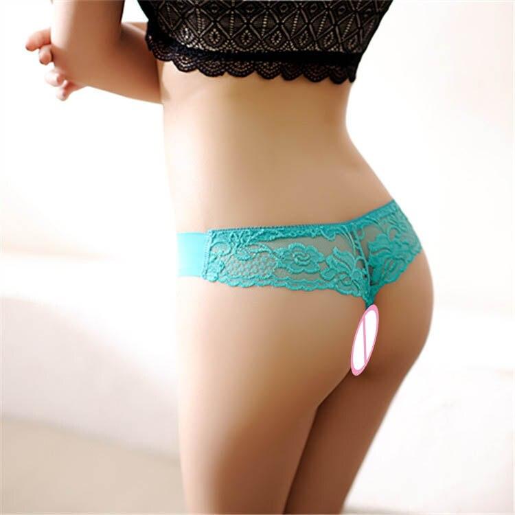2018 Women Underwear Solid Sexy Lingerie   Panties   for Women String Thongs Seamless G-String Briefs ladies   Panties   lace Underwear