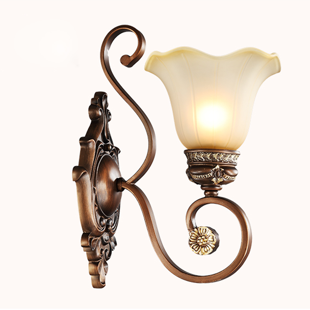 American wall lamp Continental lamp bedroom living room wall sconce balcony aisle single - head wall lamp Iron Retro lighting knee pain relief laser physical therapy machine shoulder rehabilitation equipment factory price elderly care device