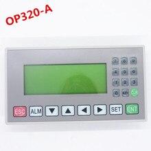 Exibição de texto OP320 A apoio xinjeV6.5 suporte 232 485 422 comunicações