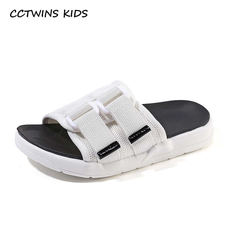 CCTWINS Kids Shoes 2019 Summer Fashion Girls Casual White Sandals Boys Black Home Non-Slip Slippers Children Soft Shoe SD036CCTWINS Kids Shoes 2019 Summer Fashion Girls Casual White Sandals Boys Black Home Non-Slip Slippers Children Soft Shoe SD036