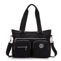 JINQIAOER Women Messenger Bag Ladies Crossbody Bags For Women Waterproof Handbags Nylon Large Shoulder Bag Female