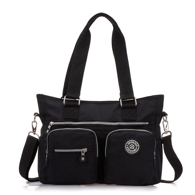 c3c8a8ba5fd1d JINQIAOER Women Messenger Bag Ladies Crossbody Bags For Women Waterproof  handbags Nylon Large Shoulder Bag Female Bolsa Feminina-in Shoulder Bags  from ...