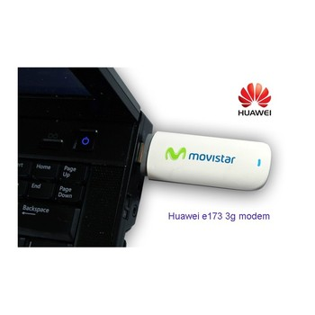 Lote de 10 piezas Huawei E173 módem 3g dongle 7,2 mbps - a